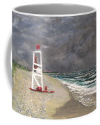 The Last Lifeguard Coffee Mug