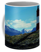 The Last Lighthouse ... Coffee Mug
