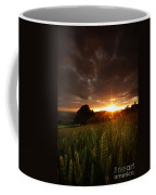 The Last Rays Of The Sun Coffee Mug