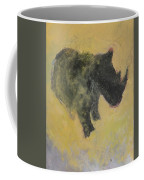 The Last Rhino Coffee Mug