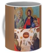 The Last Supper Fragment 1311 Coffee Mug