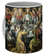 The Last Supper Coffee Mug by Godefroy
