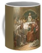 The Last Supper Coffee Mug by John Lawson