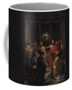 The Last Supper Coffee Mug by Nicolas Poussin