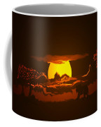 The Last Water Hole Coffee Mug