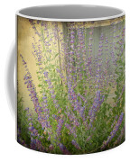 The Lavender Outside Her Window Coffee Mug