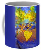 The Leaf At The Creek Coffee Mug