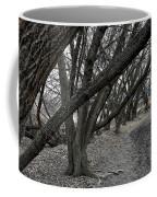 The Leaning Boughs Coffee Mug