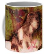 The Left Handed Portrait Coffee Mug