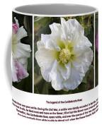 The Legend Of The Confederate Rose Coffee Mug