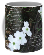 The Legend Of The Dogwood Coffee Mug