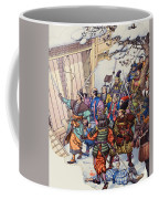 The Legend Of The Forty-seven Ronin Coffee Mug