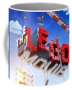 The Lego Movie Coffee Mug