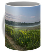 The Less Traveled Path Coffee Mug