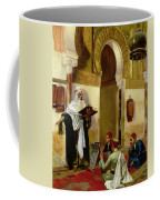 The Lesson Coffee Mug by Rudolphe Ernst