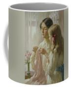 The Lesson Coffee Mug by William Kay Blacklock
