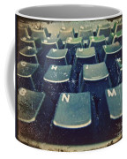 The Letters Coffee Mug