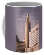 The Leveque Tower Of Columbus Ohio Coffee Mug