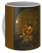 The Liberation Of Saint Peter Coffee Mug