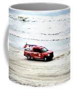 The Lifeguard Truck Coffee Mug