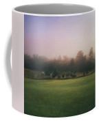 The Lifting Of Morning Fog Coffee Mug