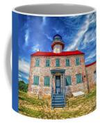 The Light At East Point Coffee Mug