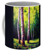 The Light Of Spring Coffee Mug