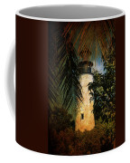 The Lighthouse In Key West Coffee Mug