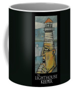 The Lighthouse Keeper Poster Coffee Mug
