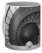 The Lighthouse Stairs Coffee Mug