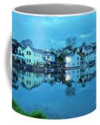 The Lights Come On In Mylor Bridge Coffee Mug