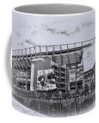 The Linc - Philadelphia Eagles Coffee Mug by Bill Cannon
