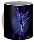 The Lines Of Baryshnikov Coffee Mug