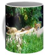 The Lion Awakes Coffee Mug