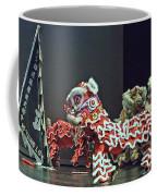 The Lion Dance Camarillo  Coffee Mug