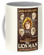 The Lion Man 1919 Coffee Mug