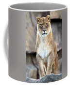 The Lioness Coffee Mug