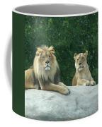 The Lions Coffee Mug