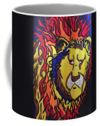 The Lions Mane. Coffee Mug