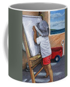 The Little Artist Coffee Mug