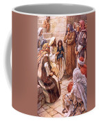The Little Child Set In Their Midst Coffee Mug