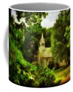 The Little Church On The Corner Coffee Mug