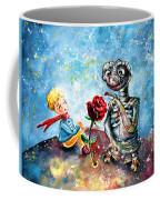 The Little Prince And E.t. Coffee Mug
