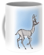 The Little Reindeer  Coffee Mug