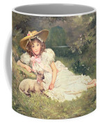 The Little Shepherdess Coffee Mug