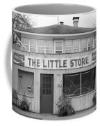The Little Store Coffee Mug by Lauri Novak