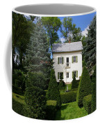 The Little White House Coffee Mug