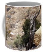 The Living And The Dead Coffee Mug