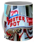 The Lobster Pot #1 Coffee Mug