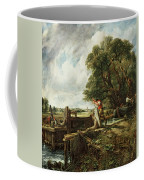 The Lock Coffee Mug
